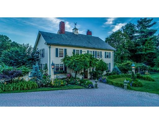独户住宅 为 销售 在 50 CHESTNUT STREET 林菲尔德, 马萨诸塞州 01940 美国