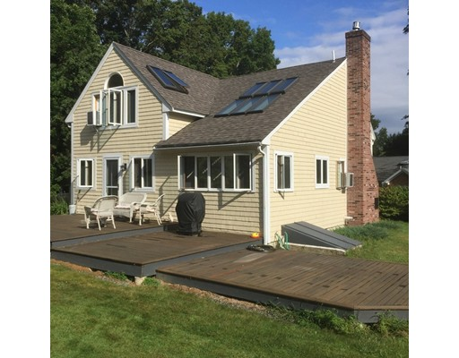 Single Family Home for Rent at 259 River Road West Newbury, Massachusetts 01985 United States