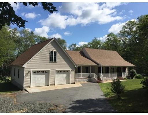 独户住宅 为 销售 在 70 Bacon Road Palmer, 马萨诸塞州 01069 美国