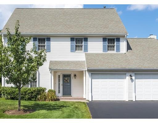 共管式独立产权公寓 为 销售 在 605 Middle Street Braintree, 马萨诸塞州 02184 美国