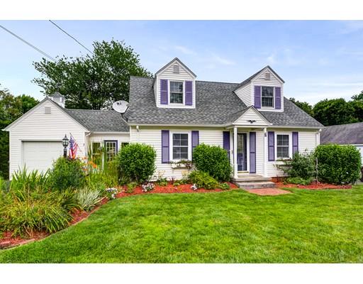 Частный односемейный дом для того Продажа на 7 Springbrook Road Auburn, Массачусетс 01501 Соединенные Штаты