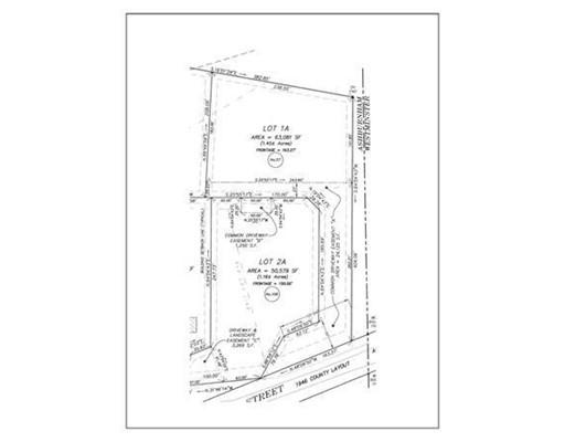 Land for Sale at 57 Westminster Street Ashburnham, Massachusetts 01430 United States