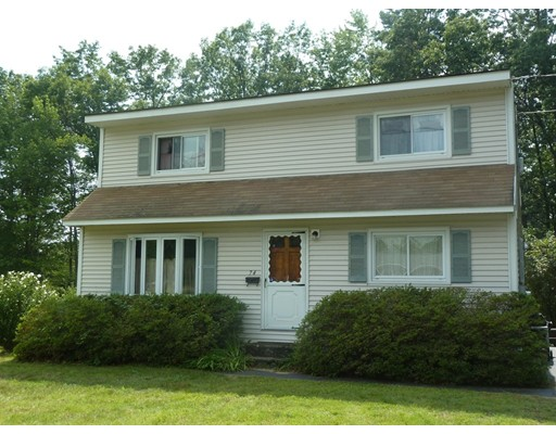 Single Family Home for Sale at 74 Montague Street Montague, Massachusetts 01376 United States