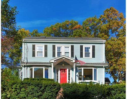 Vivienda unifamiliar por un Venta en 101 Newburg Street Boston, Massachusetts 02131 Estados Unidos