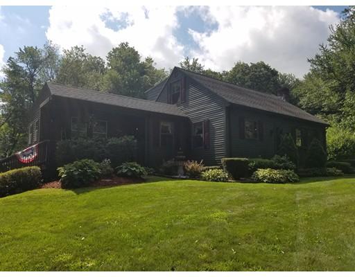 Частный односемейный дом для того Продажа на 144 Streetafford Street Charlton, Массачусетс 01507 Соединенные Штаты