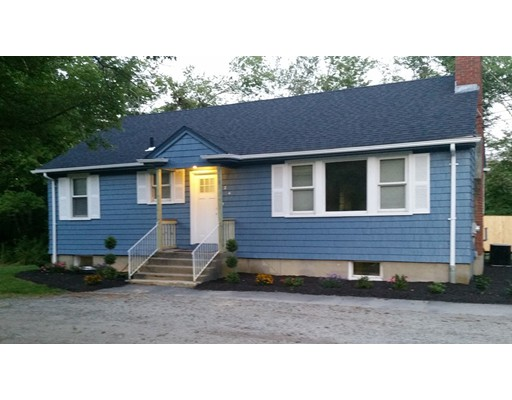 Single Family Home for Sale at 124 Richmond Road Freetown, Massachusetts 02702 United States