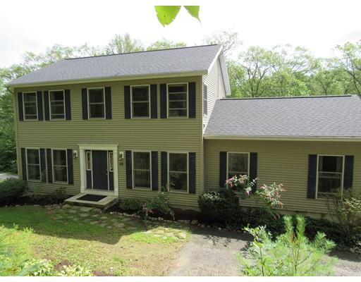 واحد منزل الأسرة للـ Sale في 52 Sawmill Road Dudley, Massachusetts 01571 United States