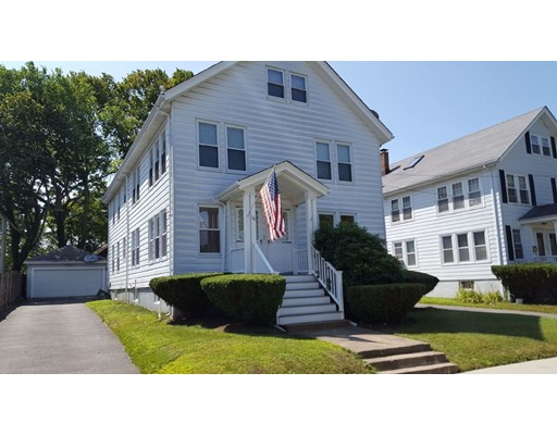 Single Family Home for Rent at 28 Evans Road Peabody, Massachusetts 01960 United States