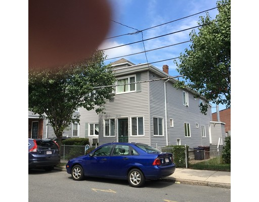 Multi-Family Home for Sale at 121 Clarence Street 123 Everett, Massachusetts 02149 United States