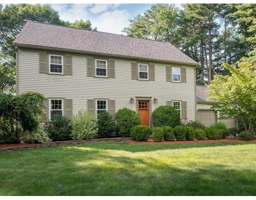 Casa Unifamiliar por un Venta en 14 Honor Place Topsfield, Massachusetts 01983 Estados Unidos