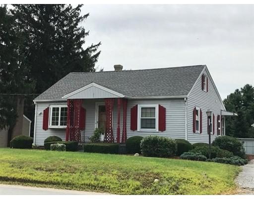 Single Family Home for Rent at 107 White Street Lunenburg, Massachusetts 01462 United States