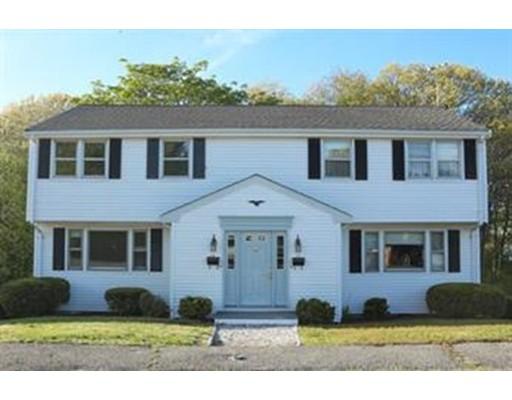 Casa Unifamiliar por un Alquiler en 14 Adams Drive Randolph, Massachusetts 02368 Estados Unidos