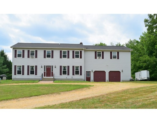 Single Family Home for Sale at 1 Mad Brook Road North Brookfield, Massachusetts 01535 United States