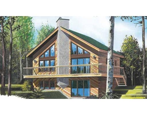 Casa Unifamiliar por un Venta en 108 Holt Road 108 Holt Road Ashburnham, Massachusetts 01430 Estados Unidos