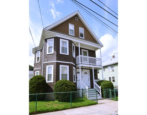 独户住宅 为 出租 在 52 Highland Avenue Everett, 马萨诸塞州 02149 美国