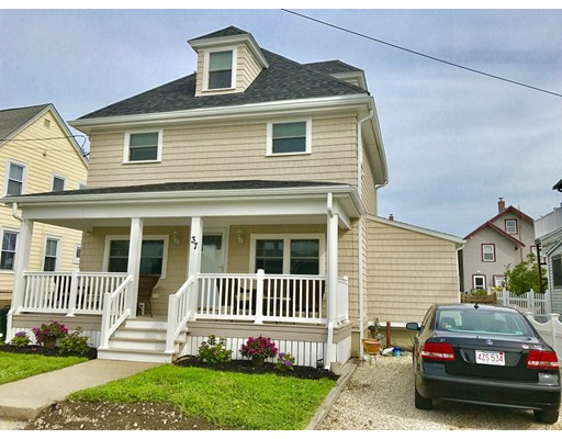Single Family Home for Rent at 37 R Street Beachside Sept-June Hull, Massachusetts 02045 United States