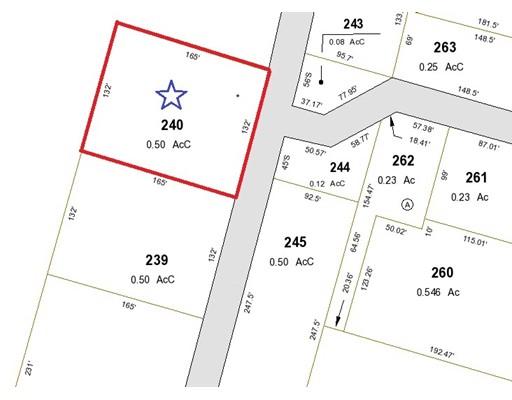 土地 为 销售 在 73 Summit Street 73 Summit Street Orange, 马萨诸塞州 01364 美国