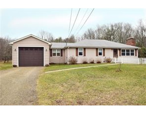 Single Family Home for Sale at 97 Leonard Stafford, Connecticut 06076 United States