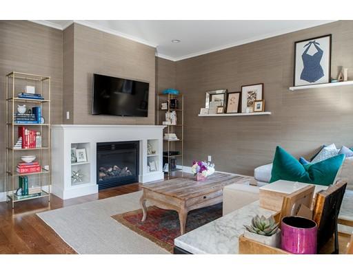 Condominio por un Venta en 92 Pleasant Brookline, Massachusetts 02446 Estados Unidos