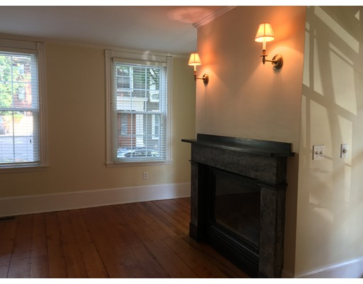 Single Family Home for Rent at 54 Chestnut Street Boston, Massachusetts 02129 United States