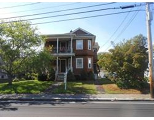 Single Family Home for Rent at 59 Burrill Street Bridgewater, Massachusetts 02324 United States