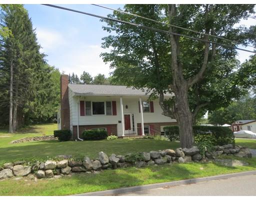 واحد منزل الأسرة للـ Sale في 168 Temple Street Gardner, Massachusetts 01440 United States