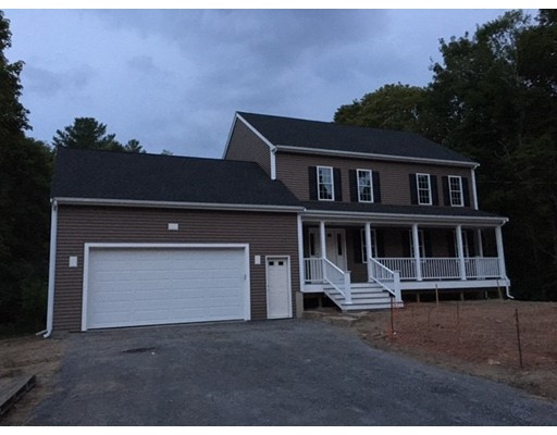 Single Family Home for Sale at 61 belmont Street West Bridgewater, Massachusetts 02379 United States