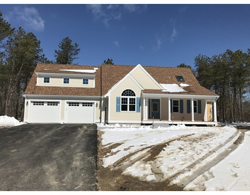 Single Family Home for Sale at 19 Faith's Way Falmouth, Massachusetts 02536 United States