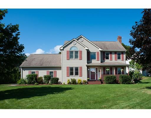 Частный односемейный дом для того Продажа на 7 Gwen Drive Auburn, Массачусетс 01501 Соединенные Штаты