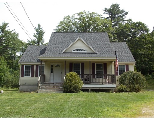 Single Family Home for Sale at 18 Ragged Hill Road Hubbardston, Massachusetts 01452 United States