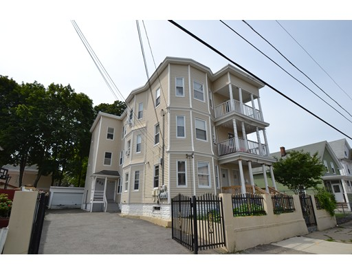 Multi-Family Home for Sale at 65 Dorchester Street Lawrence, Massachusetts 01843 United States