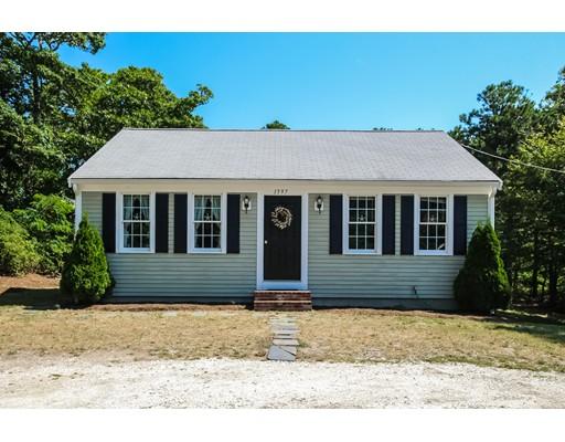 Частный односемейный дом для того Продажа на 1597 Long Pond Road Brewster, Массачусетс 02631 Соединенные Штаты