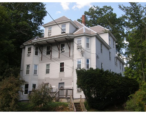 Multi-Family Home for Sale at 166 W Main Street Orange, Massachusetts 01364 United States