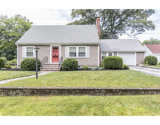 Single Family Home for Sale at 29 Damon Avenue Holbrook, Massachusetts 02343 United States