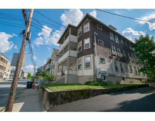 Maison avec plusieurs logements pour l Vente à 50 First Avenue Woonsocket, Rhode Island 02895 États-Unis