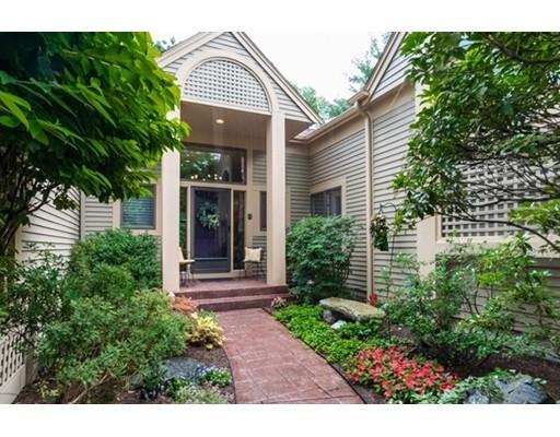 Кондоминиум для того Продажа на 7 Wainwright Rd #51 7 Wainwright Rd #51 Winchester, Массачусетс 01890 Соединенные Штаты