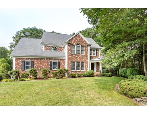 Single Family Home for Sale at 10 Emerson Road Canton, Massachusetts 02021 United States
