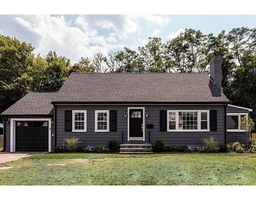 Additional photo for property listing at 175 Channing Road  Belmont, Massachusetts 02478 Estados Unidos