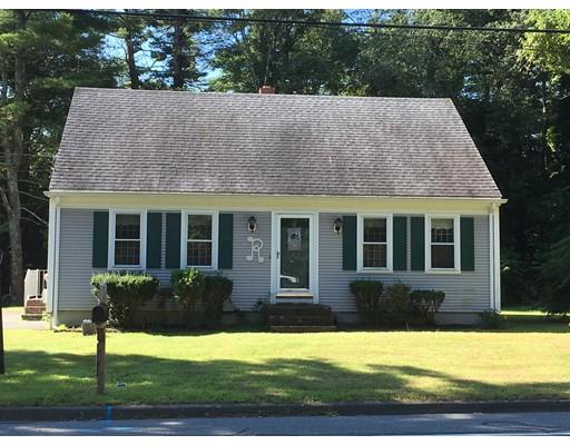 واحد منزل الأسرة للـ Sale في 130 Peckham Road Acushnet, Massachusetts 02743 United States