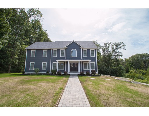Single Family Home for Sale at 20 Betty's Way 20 Betty's Way Seekonk, Massachusetts 02771 United States