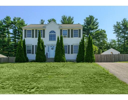 واحد منزل الأسرة للـ Sale في 173 Century Way Gardner, Massachusetts 01440 United States