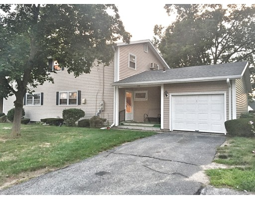 Condominium for Sale at 52 Woodbridge Road Chicopee, Massachusetts 01022 United States