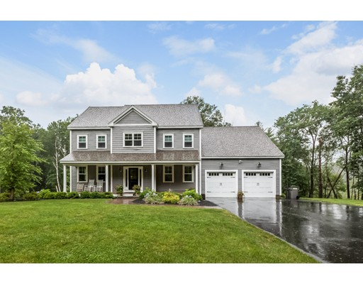 Single Family Home for Sale at 44 Adams Drive Stow, Massachusetts 01775 United States