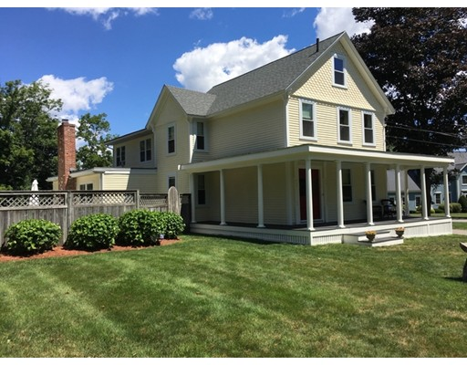 Single Family Home for Sale at 35 Westford Street Chelmsford, Massachusetts 01824 United States