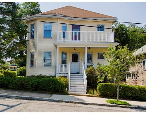 Maison avec plusieurs logements pour l Vente à 27 Whitney Avenue Beverly, Massachusetts 01915 États-Unis