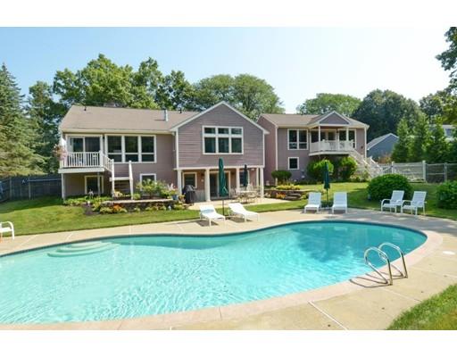 واحد منزل الأسرة للـ Sale في 16 Grandview Road Danvers, Massachusetts 01923 United States