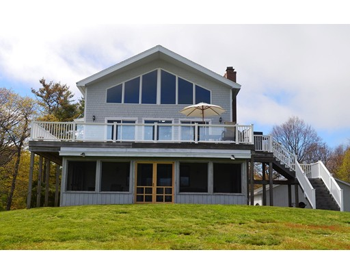 Casa Unifamiliar por un Alquiler en 145 South Street Rockport, Massachusetts 01966 Estados Unidos