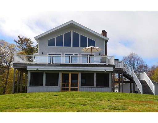 Casa Unifamiliar por un Alquiler en 145 South Street 145 South Street Rockport, Massachusetts 01966 Estados Unidos