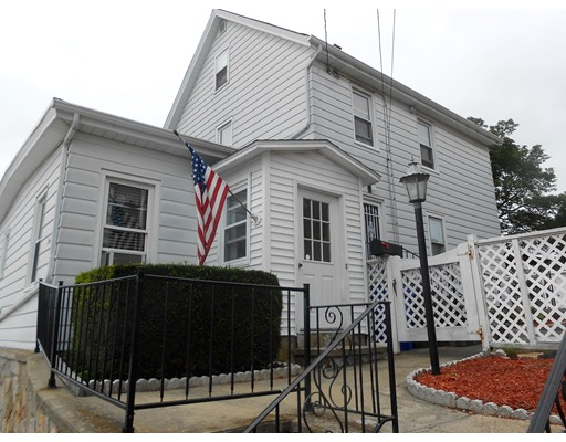 Single Family Home for Sale at 262 Anthony Street Fall River, Massachusetts 02721 United States