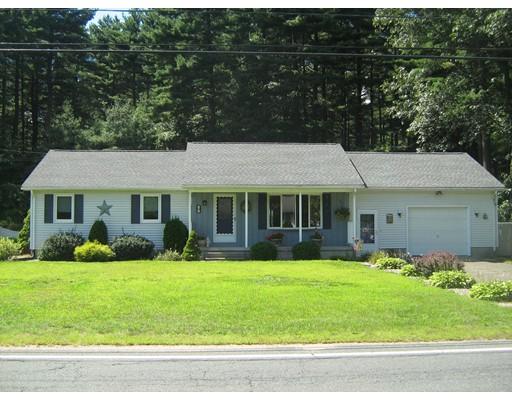 Casa Unifamiliar por un Venta en 86 Morgan Street Granby, Massachusetts 01033 Estados Unidos